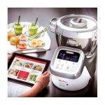Robô de cozinha Moulinex i-Companion XL HF906B10