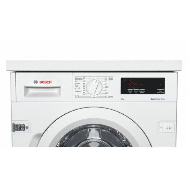Máquina de lavar roupa de encastre Bosch WIW28300ES