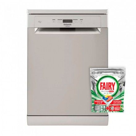 Máquina de lavar loiça Hotpoint HFC 3C26X