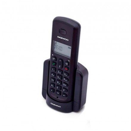 Telefone Daewoo DTD-1350 Duo Preto