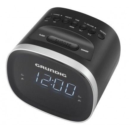 Rádio despertador Grundig SCN230