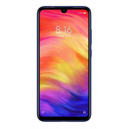 Smartphone Xiaomi Redmi Note 7 64 Gb (Neptune Blue)