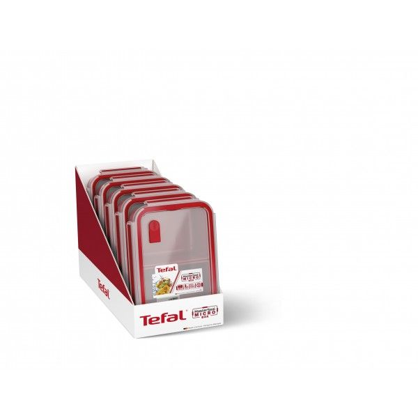 Caixa de Conservação TEFAL Masterseal