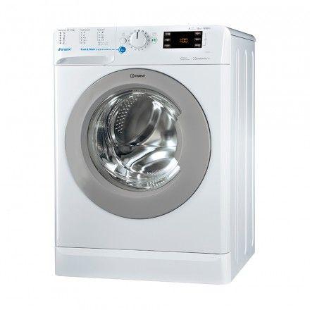 Máquina de lavar Indesit BWE81284X WSSS EU