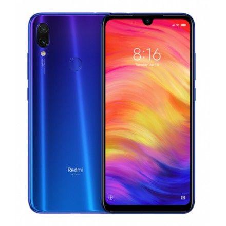 Smartphone Xiaomi Redmi Note 7 128 Gb (Neptune Blue)