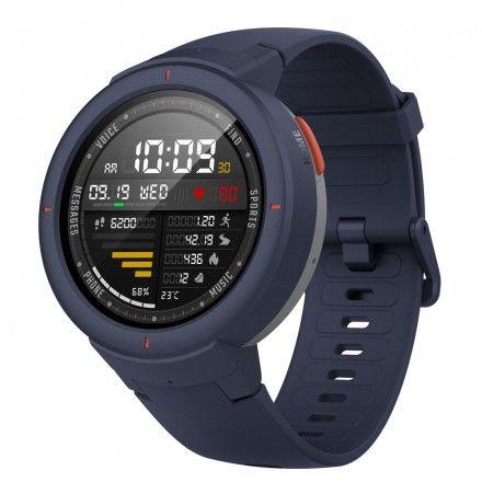 Relógio desportivo Xiaomi Amazfit Verge (Azul)