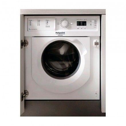 Máquina de lavar roupa de encastre Hotpoint BI WMHL 71283