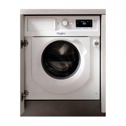 Maquina de lavar e secar roupa de encastre Whirlpool BI WDWG 75148 EU