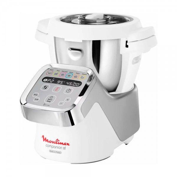 Robô de Cozinha MOULINEX Companion XL HF806E10