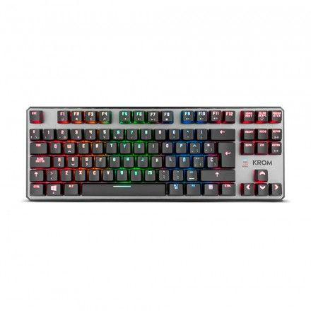 Teclado Gaming NOX KROM Kernel TKL