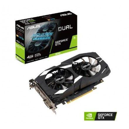 Placa gráfica ASUS GeForce® GTX 1650 Dual 4GB