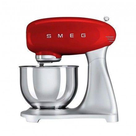 Robô de cozinha Smeg SMF01RDEU