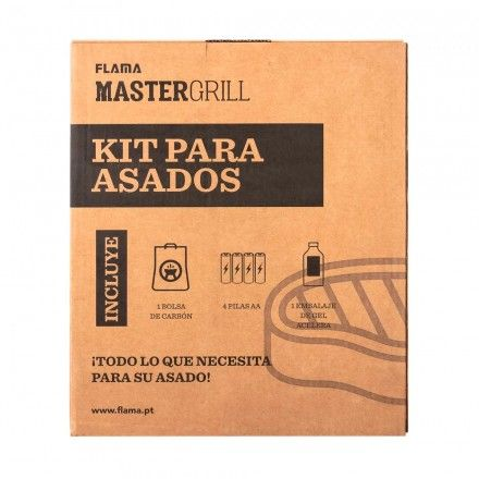 Kit para grelhadores Flama Mastergrill 40051FL