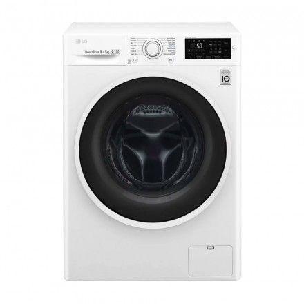 Máquina de Lavar e Secar Roupa LG F4J6TM0W