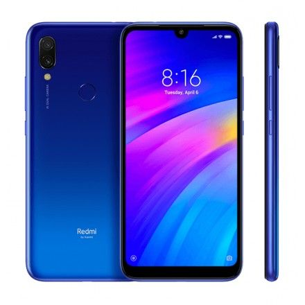 Smartphone XIAOMI Redmi 7 64GB (Comet Blue)