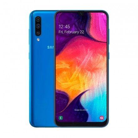 Smartphone Samsung Galaxy A50 (Azul) 128GB
