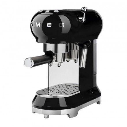 Máquina de café Smeg ECF01BLEU