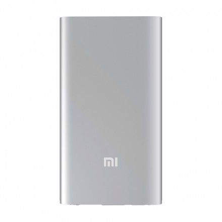 Power Bank XIAOMI Mi 5000mAh Power Bank 2 Silver17961