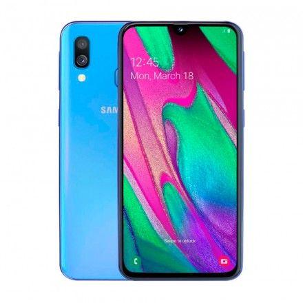 Smartphone Samsung Galaxy A40 (Azul) 64GB