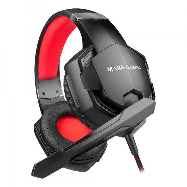 Auscultadores Mars Gaming MHX