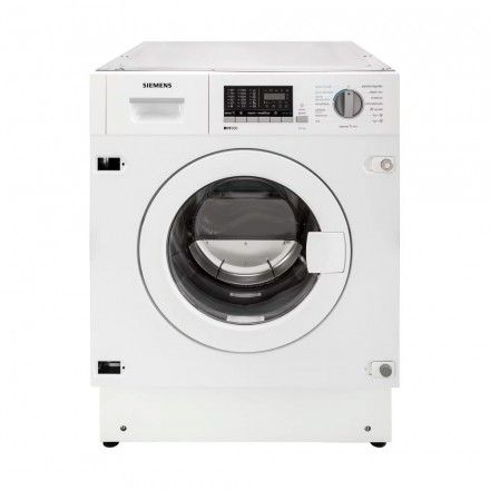Máquina de lavar e secar roupa de encastre Siemens WK14D541EE