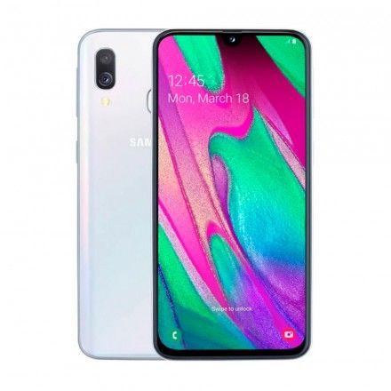 Smartphone Samsung Galaxy A40 Branco