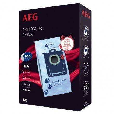 Saco de Aspirador AEG GR203S