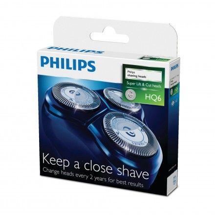Cabeça de Máquina Barbear Philips HQ6/50