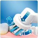 Escova de dentes Ora-B Vitality Cross Action Preta