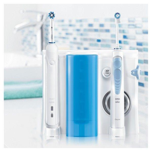 Centro dentário Oral-B (Oxyjet + 900)
