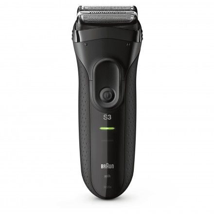 Máquina Barbear Braun Série 3 3020 Black