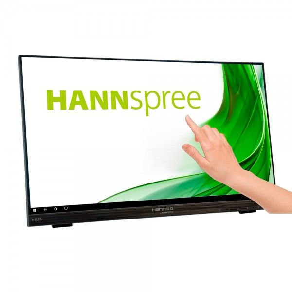 Monitor TouchScreen 21.5'' HANNSPREE HT225HPB