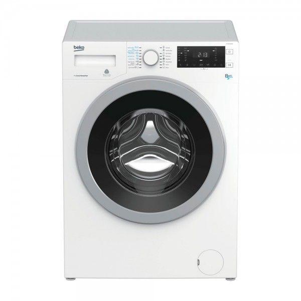 Máquina de lavar e secar roupa Beko HTV 8733 XS0