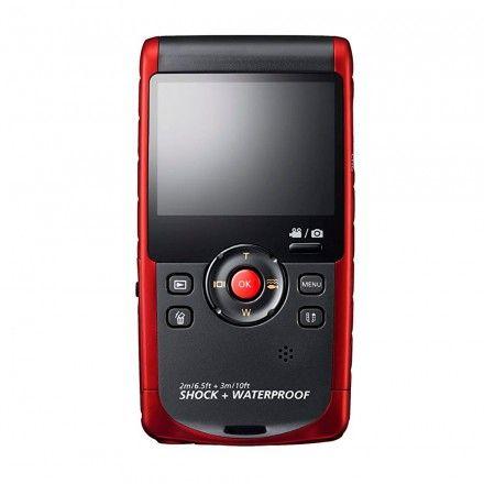 Pocket Camcorder Samsung HMX-W200RN