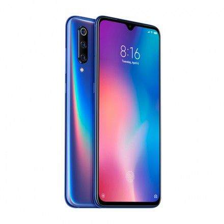 Smartphone Xiaomi Mi 9 64 Gb (Azul)