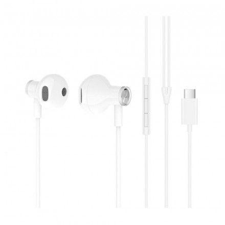 Auriculares Xiaomi Mi Dual Drive (Branco)