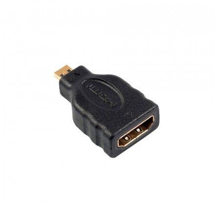 Adaptador Micro HDMI - HDMI Tech Fuzzion