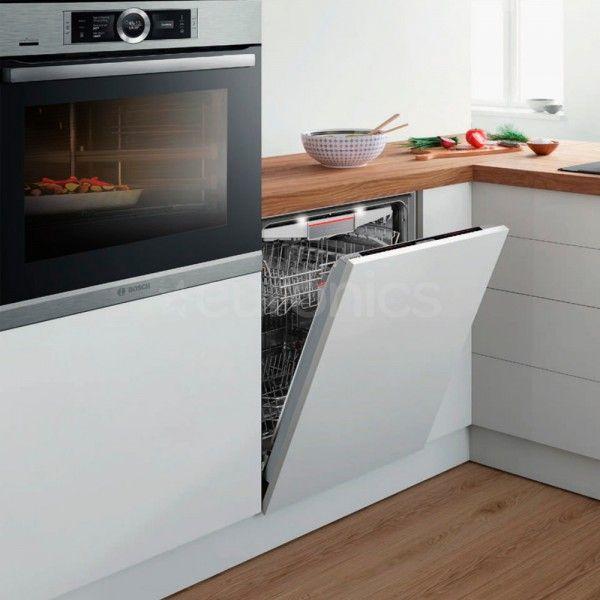 Máquina de lavar loiça de encastre Bosch SMV25DX04E