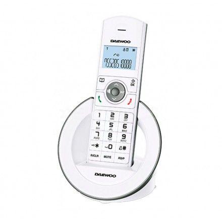 Telefone sem fios Daewoo DTD-1400 DECT