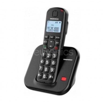 Telefone Daewoo DTD-7200 Black