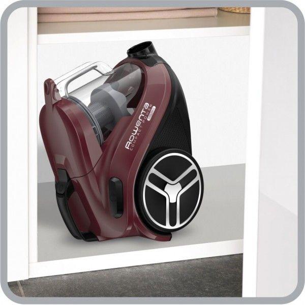 Aspirador sem saco Rowenta RO3733EA Compact Power