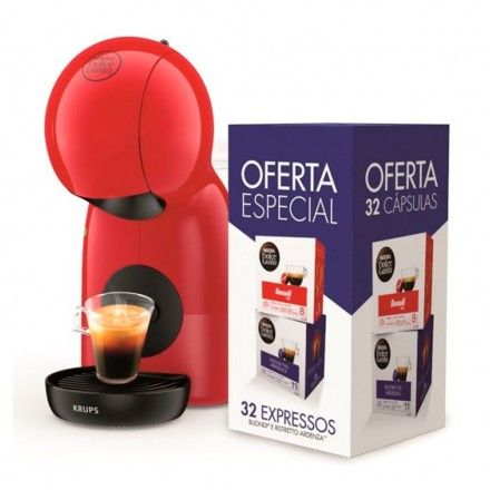 Máquina de café Krups Dolce Gusto KP1A05