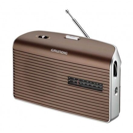 Rádio Digital Grundig FM Music 60