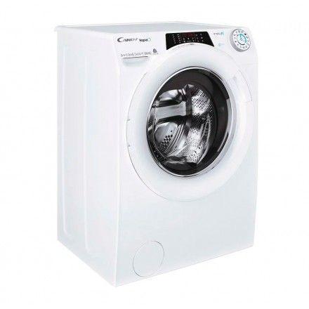 Máquina de lavar e secar roupa Candy Row 4854DXH1