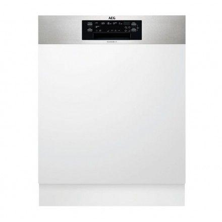 Máq. de lavar loiça de encastre AEG AirDry FEE62600PM