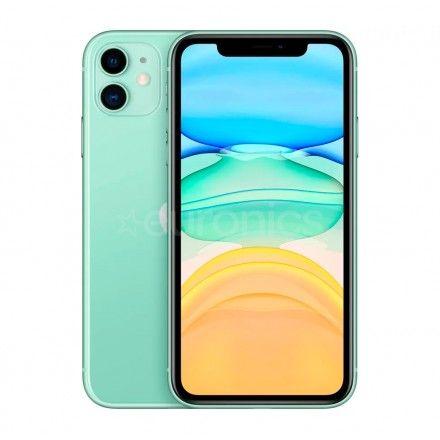 Smartphone Apple iPhone 11 64 GB (Verde)