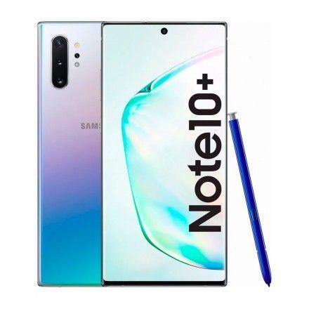 Smartphone Samsung Galaxy Note 10+ 256 GB (Prateado)