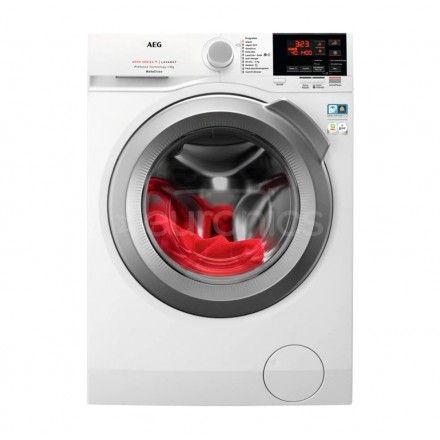 Máquina de Lavar Roupa AEG L6FBG942Q