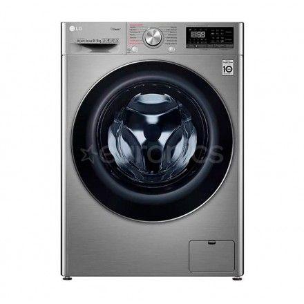 Máquina lavar e secar roupa LG Ecohybrid F4DV709H2T