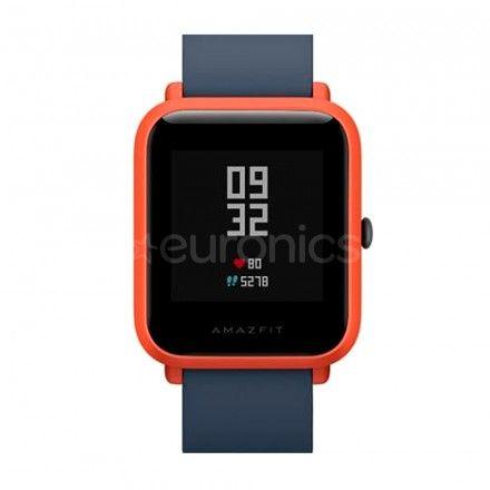 Smartwatch Amazfit Bip Cinnabar Red